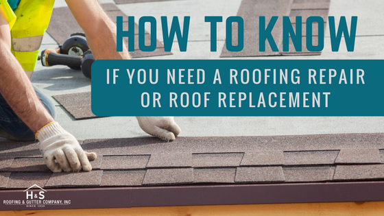 Roof Repair and Roof Replacement