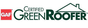 GAF Green Roof Certified